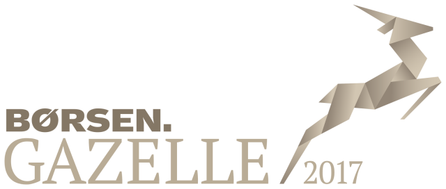 Børsen Gazelle 2017 - eviShine