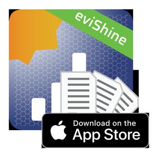 eviShine Docs på App Store