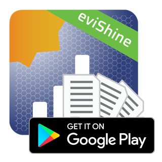 eviShine Docs på Play Store