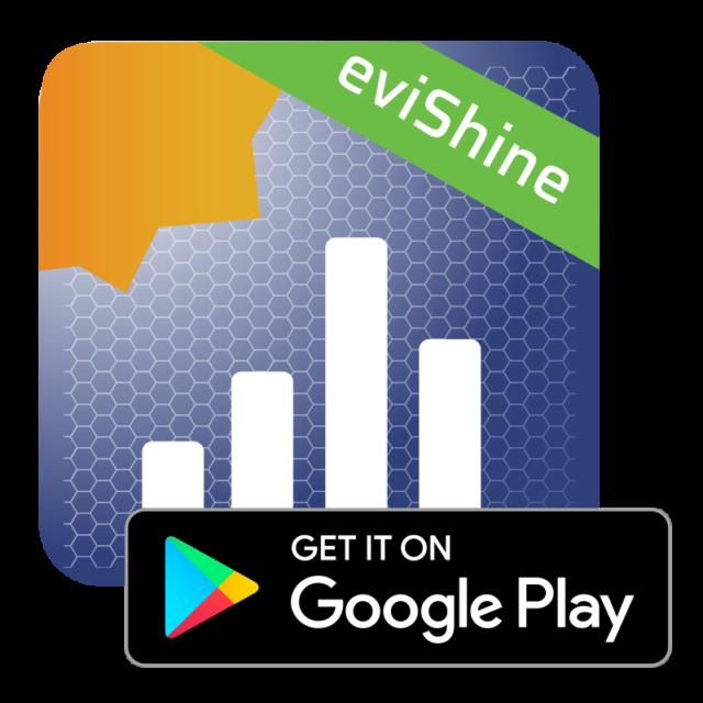 eviShine på Play Store